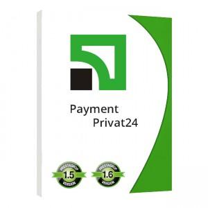 Модуль оплаты Privat 24