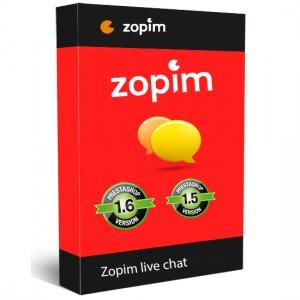 Онлайн Чат Zopim Live Chat Саппорт Вашего Магазина