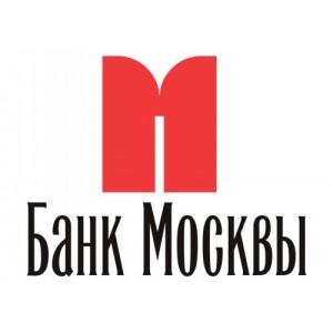 Прием пластиковых карт через Банк Москвы