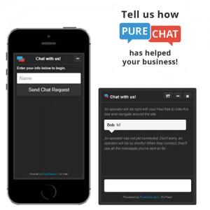 Онлайн Чат - Pure Live Chat