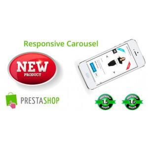 Карусель с Новыми Продуктами для Prestashop