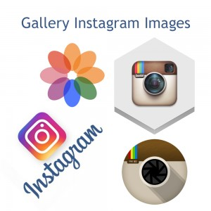 Галерея изображений Instagram